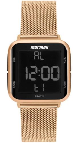 Relógio Mormaii Feminino Digi Mo6600af/8j C/ Garantia E Nf