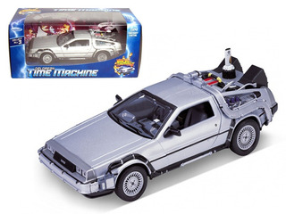 Welly Diecast Delorean From Movie Back To