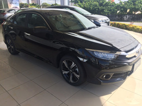 Honda Civic 1.5 Touring Turbo Cvt Zero Km 2018