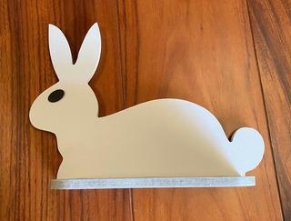 Conejo Repisa Decorativa, Recamara Casa Hogar