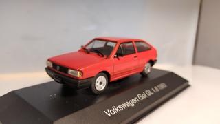 Volkswagen Gol Gl 1.8 1993 1/43 Rojo