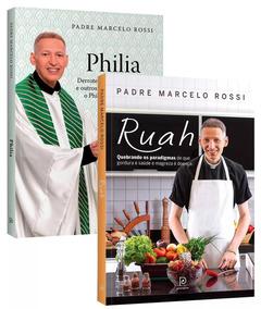 Kit Philia + Ruah- Padre Marcelo Rossi + Consulte A Bíblia §