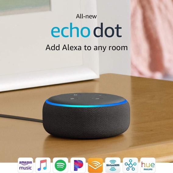Amazon Alexa Echo Dot 3 Geração Branco