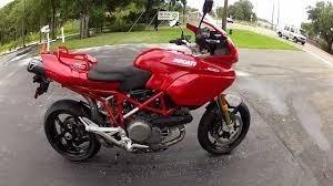 Vendo Moto Ducati Multistrada 1100cc
