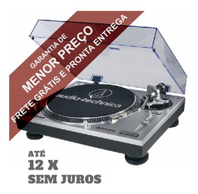 Toca Discos Audio Technica At-lp120 Usb Entrega Imediata