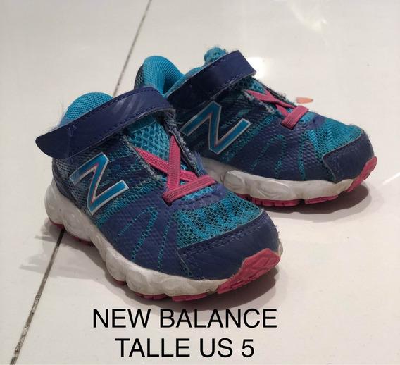 Zapatillas Niña New Balance
