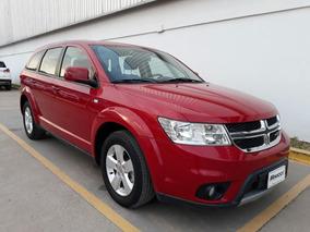 Dodge Journey 2.4 Se 170cv Atx Color Rojo Año 2013