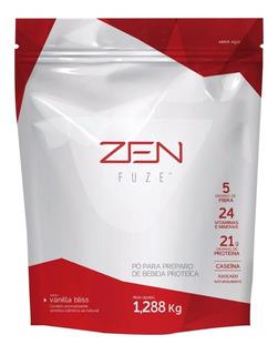 Whey Protein - Zen Fuze Jeunesse - Baunilha - 1,288kg
