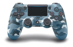 Joystick Ps4 Sony Dualshock 4 V2 Original Camuflado Full