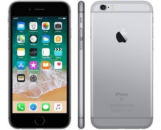 iPhone 6 64gb Cinza Glacial (semi-novo)