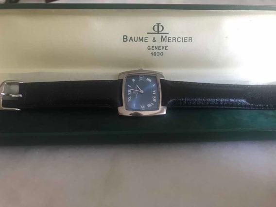 Relógio Baume & Mercier Vintage Original! Oportunidade Jniv
