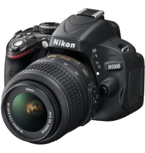 Cámara Profesional Nikon D5100 Digital