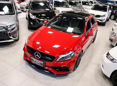 Mercedes-bens A45 Amg 2.0 4matic