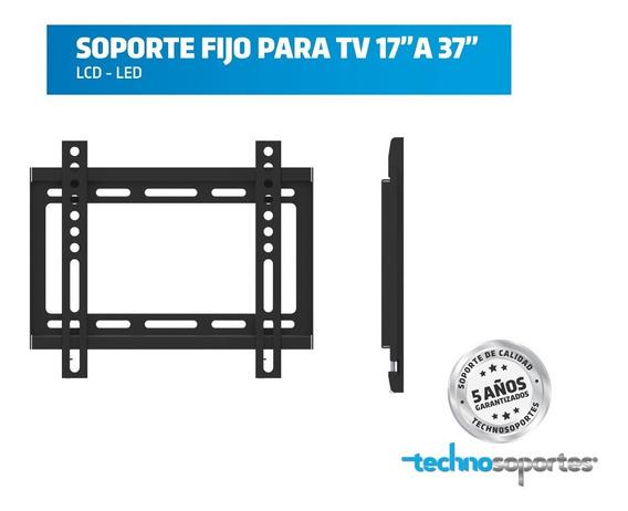Soportes Fijo Tv 27 A 37