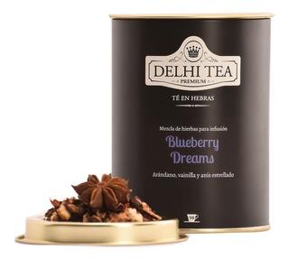 Delhi Tea Té Hebras Lata X 100 G Premium