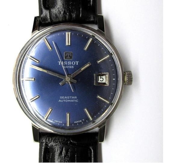 Relógio E Pulso Tissot Seastar Automatico Swiss Made Aço