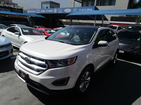 Ford Edge Plus 2017