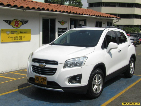 Chevrolet Tracker Lt At 1800 Ct