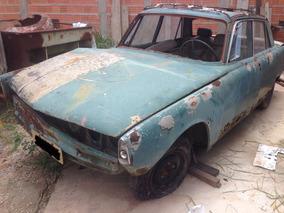 Rover Tc 2000 1968 Raridade Carro Antigo Restauração