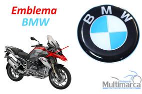 Emblema Lateral Bmw Moto F800 Gs 1200 68mm Adesivo