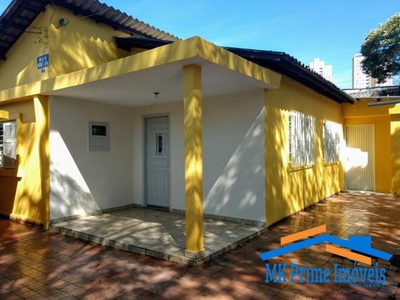 Casa Térrea Em Excelente Localização. - 370