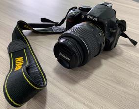 Câmera Dslr Profissional Nikon D3100