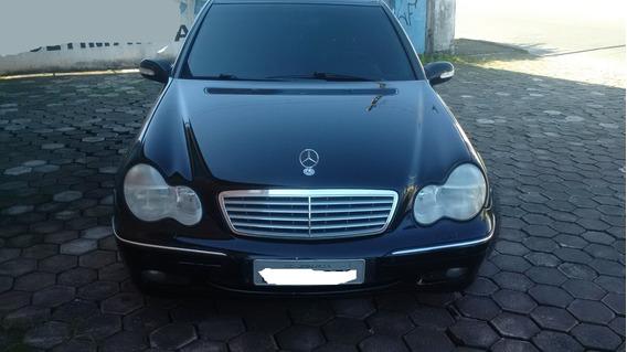 Mercedes Benz C320 2001 3.2 2001 Preta