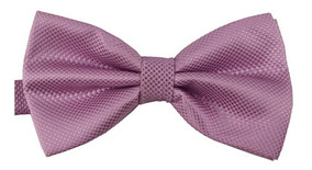 Moño Corbata Doble Para Hombres Varios Colores