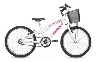 Bicicleta Next Mormaii Aro 20 Branco Promoção
