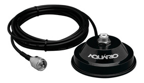 Suporte Base Magnética Para Antena M-700k Aquário