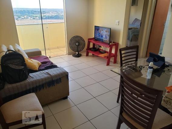 Apartamento Para Aluguel - Residencial Eldorado, 2 Quartos, 60 - 893106609