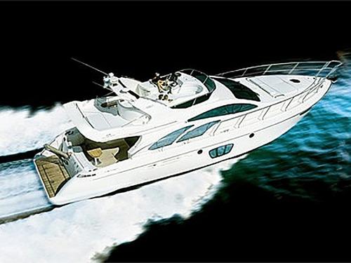 Imagem 1 de 2 de  560 Full 2008 Intermarine Azimut Ferretti Phantom Cimitarra