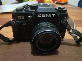 Câmera Fotográfica Zenit 122 , Ler Descrição,