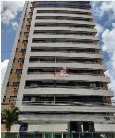 Apartamento Com 3 Dormitórios À Venda, 101 M² Por R$ 450.000,00 - José Bonifácio - Fortaleza/ce - Ap0634