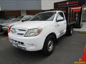 Toyota Hilux 2.7 Mt 4x2