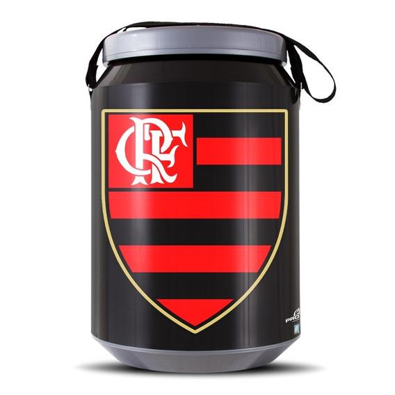 Cooler Térmico Cerveja Pro Tork Flamengo 24 Latas