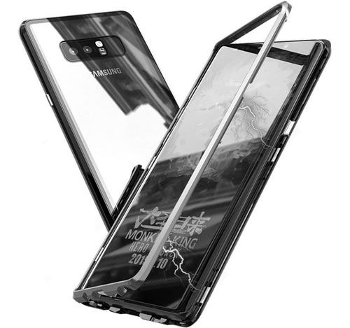 Protector 360 Metalico Vidrio Full Samsung S10 / S10e / S10+