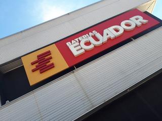 Baterías Ecuador/ E3/ E4/ Selladas A Domicilio Bosch
