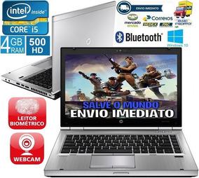 Kit 2 Notebook Hp Elitebook Core I5 4gb Ssd256 14 P