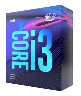 Intel I3 9100f 3.6ghz Lga 1151 No Graficos 9va Gen Cuotas