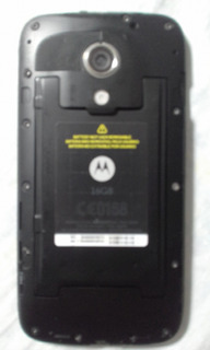 Motorola Moto G Colors Dual Xt1033 Defeito