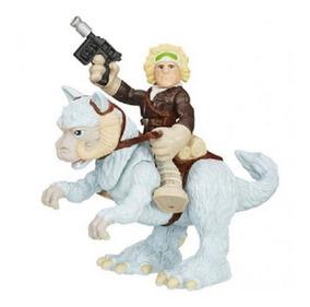 Brinquedo Para Menino Fã Dos Filmes Star Wars Com 2 Bonecos