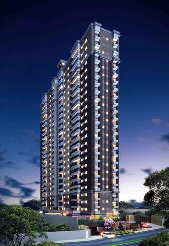 Imagem 1 de 24 de Apartamento Residencial Para Venda, Centro Comercial Jubran, Barueri - Ap8148. - Ap8148-inc