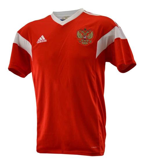 Camiseta adidas Selección Rusia 2018