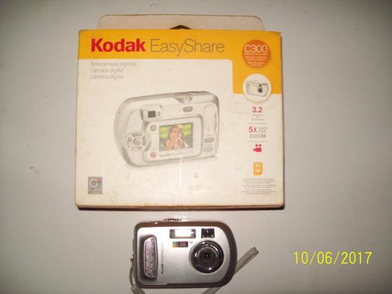 Camera Kodak Easy Share C300 (produto Usado)