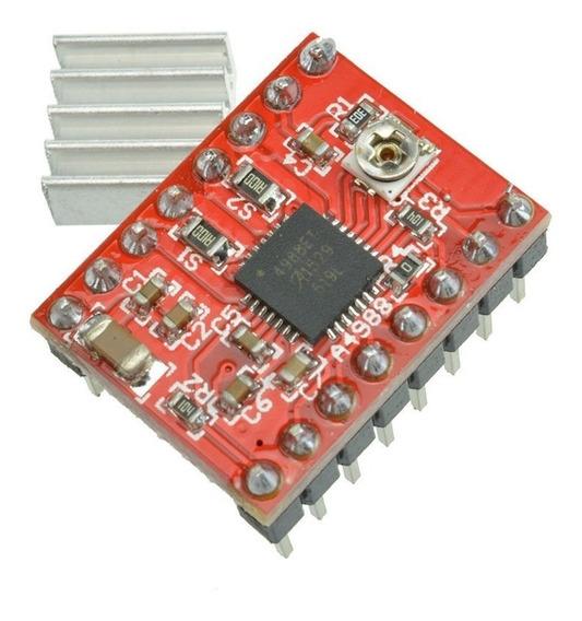 A4988 Módulo Driver Motor De Passo Impressora 3d Stepstick