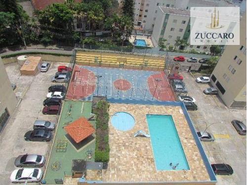 Apartamento Residencial À Venda, Jardim Bom Clima, Guarulhos. - Ap9308