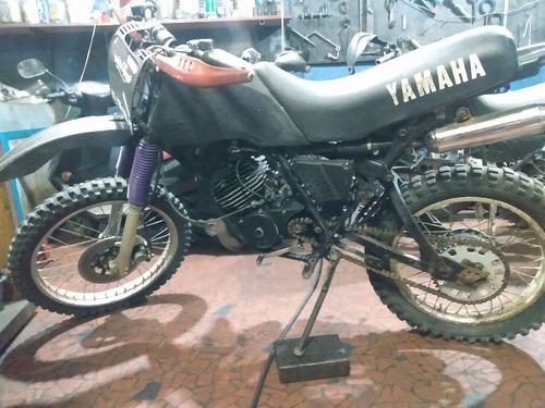 Yamaha Dt 180 Trilha