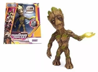Groot 16 Cm Marvel Metalfig Jada Metal Original Collectoys
