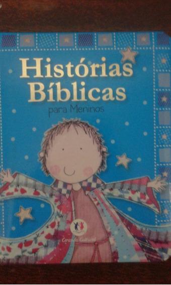 Livro: Historias Bíblicas Para Meninos